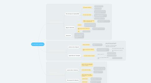 Mind Map: choix statut juridique