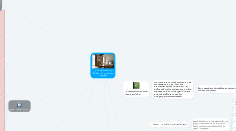 Mind Map: Créer des chambres d'hôtes : statut, normes, rentabilité