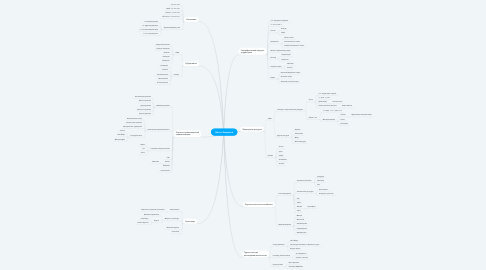 Mind Map: Англо-Америка
