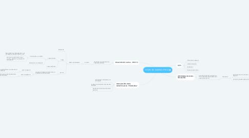 Mind Map: 4 EJES DE DIAGNOSTICO