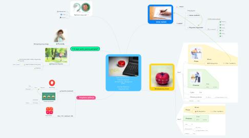 Mind Map: Technika Pomodoro.   Czyli jak poprawić koncentrację i efektywność pracy.   (Tomasz Stachura / mapymysli.net)