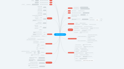 Mind Map: REDES INALÁMBRICAS