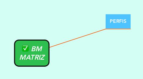Mind Map: BM MATRIZ