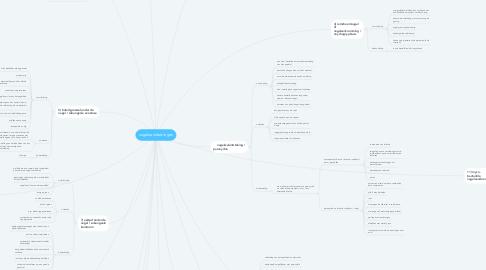 Mind Map: nagelaandoeningen