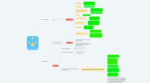 Mind Map: Juicio de Amparo