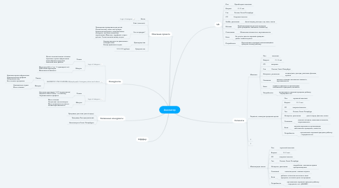Mind Map: Аниматор