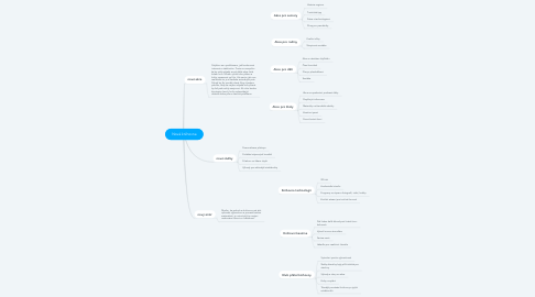Mind Map: Nová knihovna