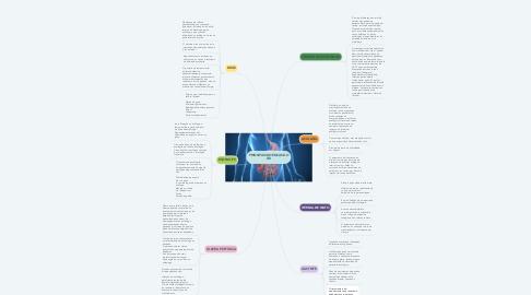Mind Map: PRINCIPAIS DOENCAS DO TGI