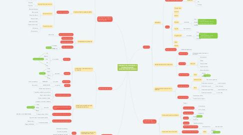 Mind Map: PRODUCTOS, SERVICIOS Y ESTRATEGIAS DE ASIGNACIÓN DE MARCA