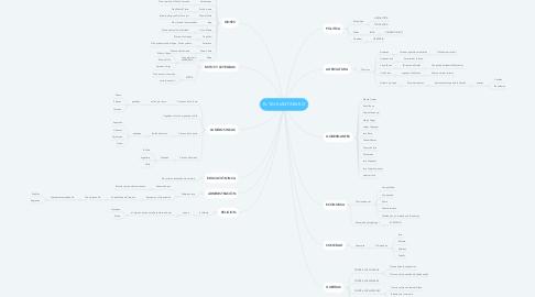 Mind Map: EL TAHUANTINSUYO