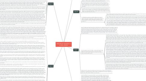 Mind Map: Entidades de Atendimento art 90 a 94 ECA