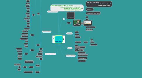 Mind Map: WEB QUEST