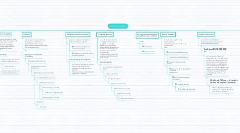 Mind Map: control de inventario
