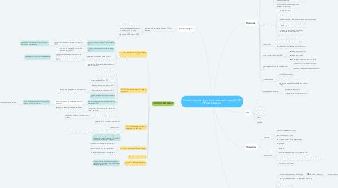 Mind Map: Схема запуска крупными мазками для Ирины  Фурсовой