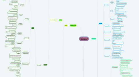 Mind Map: Clasificación de los parásitos: