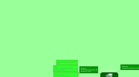 Mind Map: Карта   исследования по проекту