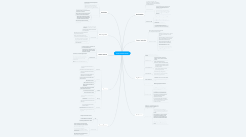 Mind Map: Social Enterprise Design