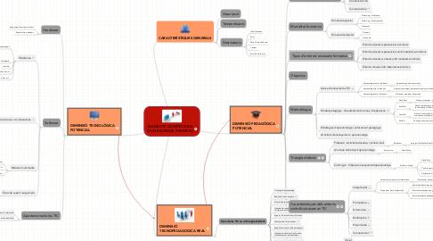 Mind Map: ELEMENTS CONSTITUTIUSD