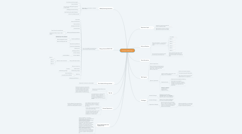 Mind Map: Inclusion Allies App