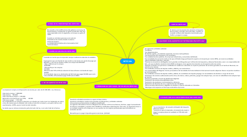 Mind Map: RETE IVA