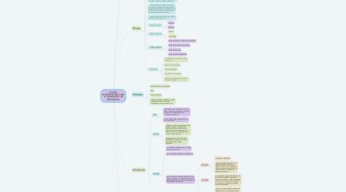 Mind Map: SEGURO INTERNACIONAL PARA EL TRANSPORTE DE MERCANCÍAS