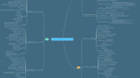 Mind Map: MARKETING OGX CUSTOMER PERSONS