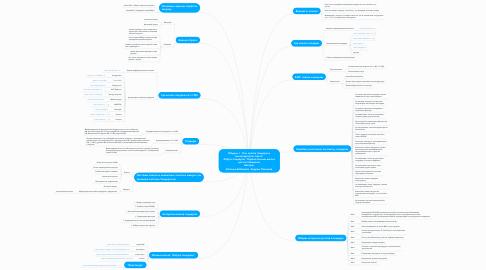 Mind Map: Модуль 3 - Как искать тендеры и анализировать спрос? Азбука тендеров | Первая онлайн школа для поставщиков Авторы: Евгений Бобышев, Андрей Плешков