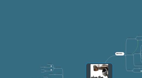 Mind Map: 回憶方式的恩賜運作(教師恩賜)