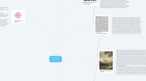 Mind Map: - Themenkomplex I - Zwischen alter und moderner Welt