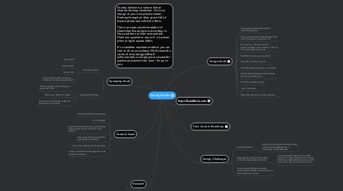 Mind Map: XenoFarm