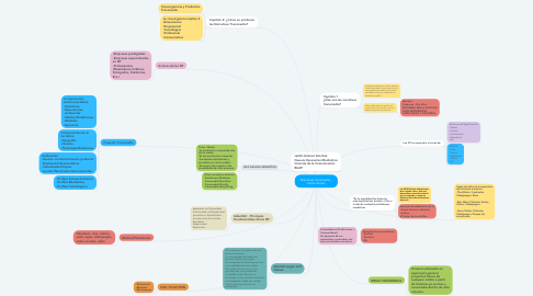 Mind Map: Narrativas transmedia - Carlos Scolari