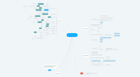 Mind Map: WP Animacoop