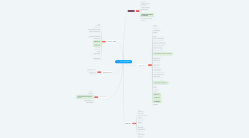 Mind Map: TEST VOCACIONAL