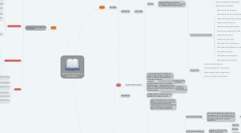 Mind Map: METODOLOGIAS DE LA AUDITORIA IT