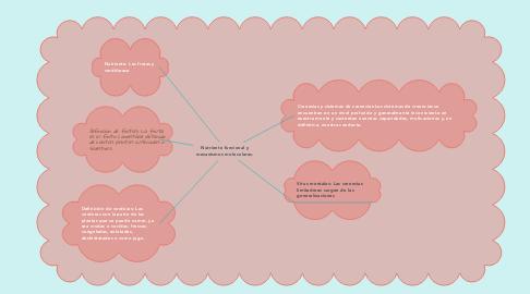 Mind Map: Creencias: Es una generalización sobre cierta relación existente entre experiencias.