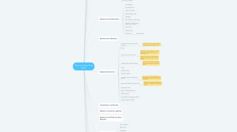 Mind Map: Plano de Contas Truly Nolen