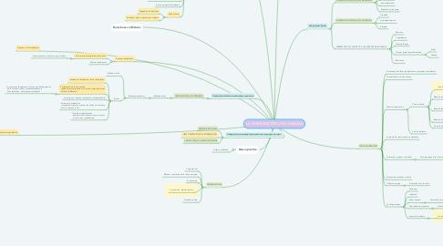 Mind Map: LA INTERVENCIÓN CON FAMILIAS