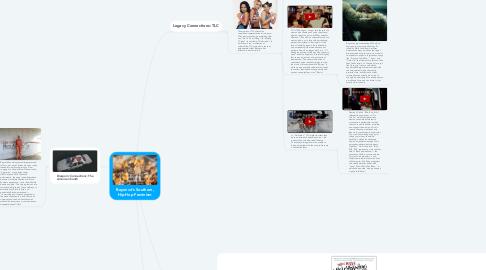 Mind Map: Beyoncé's Southern, Hip-Hop Feminism