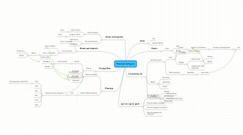 Mind Map: Protocol de Kyoto