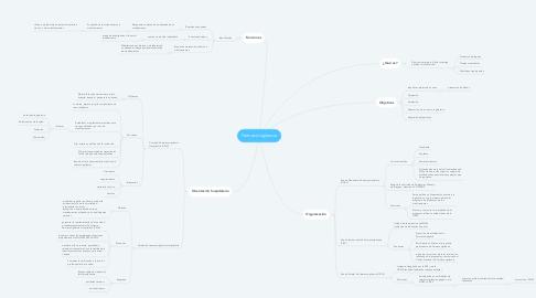 Mind Map: Farmacovigilancia