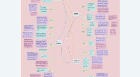 Mind Map: Švietimas