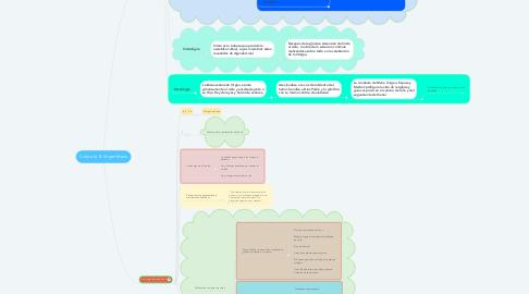 Mind Map: Culto a la B. Virgen María
