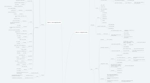 Mind Map: Bouwstoffen