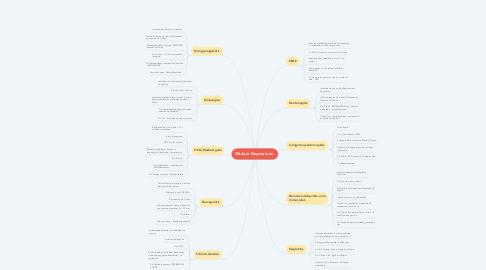 Mind Map: Módulo Respiratorio.