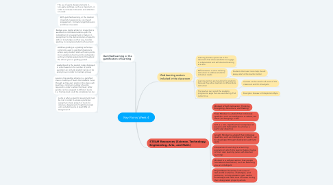 Mind Map: Key Points Week 4
