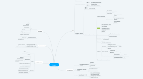 Mind Map: Социальные сети Русклимат