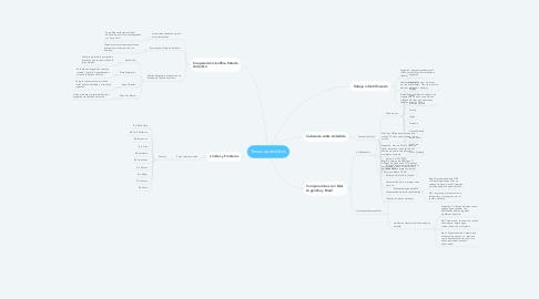 Mind Map: Temas aprendidos