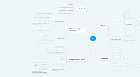 Mind Map: JET