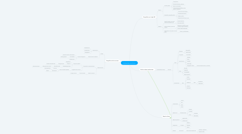 Mind Map: Ambientes y territorios