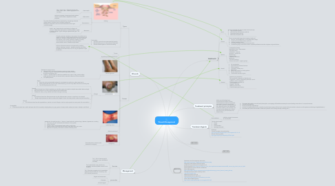 Mind Map: Wound Management
